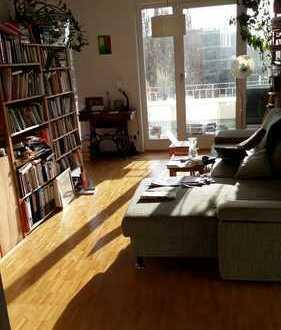 Gemütliche, sehr sonnige 2-Zimmer Wohnung in Babelsberg