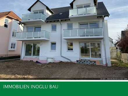 Schöne Maisonette-Wohnung im EG/UG in Königstädten