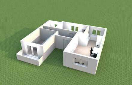 3- Zimmer Wohnung im idyllischen Bad Vilbel