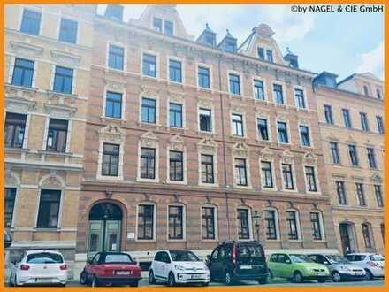 WOW, tolle große 3 Zimmer + Balkon in Schlossteichnähe