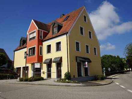 Sahnestück! Büro / Praxis mit Appartement z.B. für Mitarbeiter - Ein Objekt von Ihrem Immobiliens...