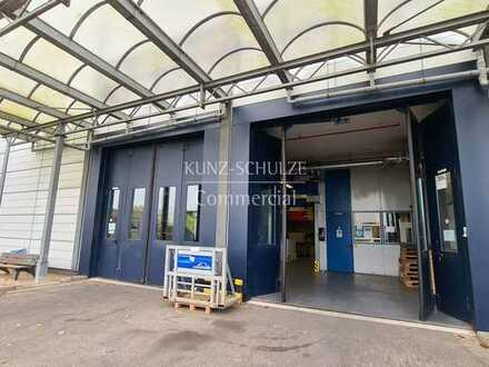 """Lagerflächen im Gewerbestandort """"Karlspark Technologiezentrum"""""""