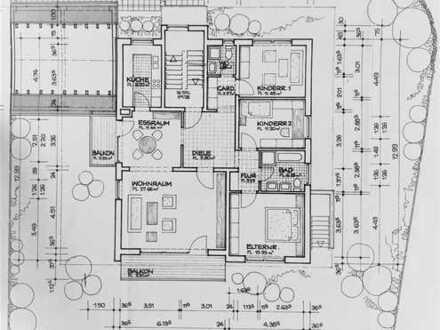 Von privat: 5 Zimmer Wohnung in gepflegtem 3 Familienhaus in Eppertshausen (Kreis Damstadt-Dieburg)