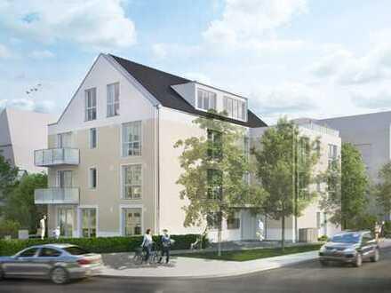 Ideal für Kleinanleger: 2-Zimmer-Wohnung mit Südbalkon