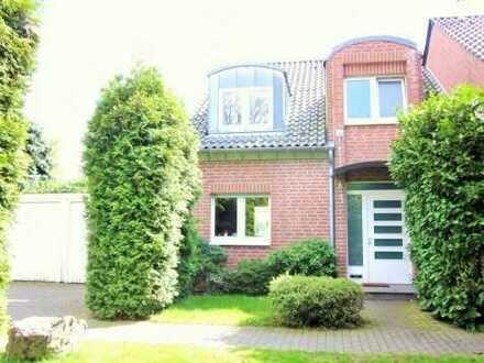 Alt-Wittlaer sehr schöne Doppelhaushälfte in Rheinnähe