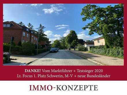 Schlossgarten: TOP-Wohnung mit Balkon + Stellplatz