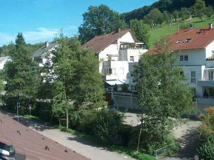 Gemütliche 2-Zimmer Dachwohnung im Grünen - in Inzlingen zu vermieten
