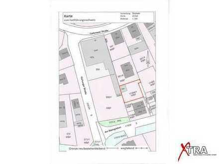 Grundstück für Doppelhaus oder freistehendes Einfamilienhaus in Sinzheim - OT