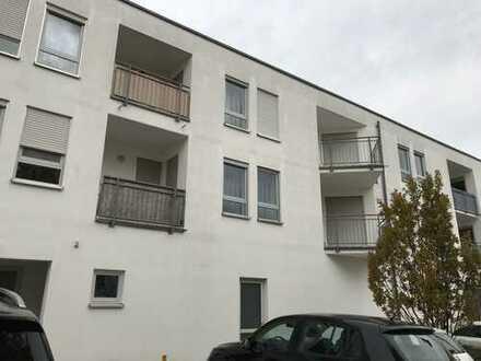 2-Zimmer-Appartment mit Balkon und TG