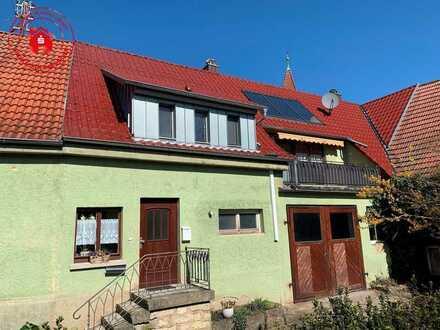 Doppelhaushälfte in Bad Mergentheim-Herbsthausen