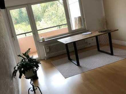 Freundliche 2-Zimmer-Wohnung mit Balkon und EBK in Pforzheim