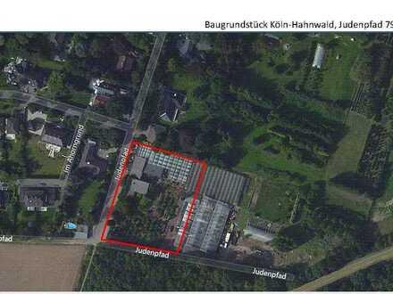 Grundstück mit Baugenehmigung in exklusiver Wohnlage