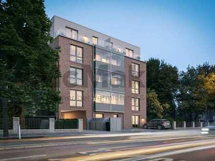 Vertriebsstart: Attraktives Neubauprojekt - Moderne 4-Zi.-Eigentumswohnung im 3. OG in Hamburg