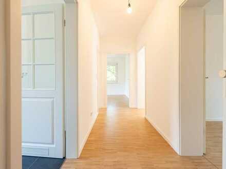 Hochwertige 3-Zimmer-Erdgeschoss-Wohnung mit Terrasse - Erstbezug nach Sanierung
