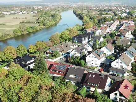 Seligenstadt, attraktives Baugrundstück, Mainlage