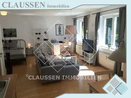 Modern möbliertes, großzügiges Appartement mit Internet, Balkon + TG-Platz. Kurze Wege in die City!