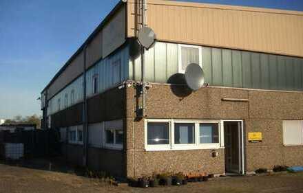 Halle plus Büros ca. 500m² und Freifläche ca. 500m² in BO-Gerthe