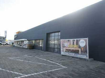 Werkstatt / Verkaufsfläche in 1A Lage Wilferdinger Höhe