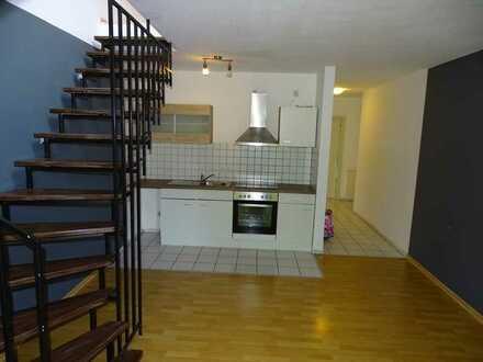 3 Zimmer Maisonette -Wohnung in....
