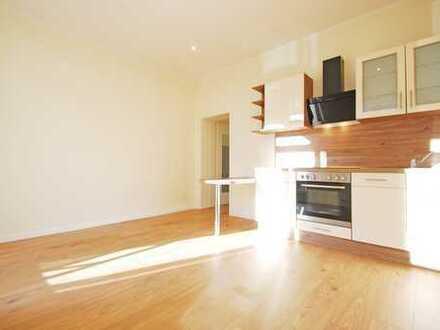 Erstbezug nach hochwertiger Sanierung und Ausbau * 2-Raum-Whng. * Abstellraum * EBK * ruhig * Balkon