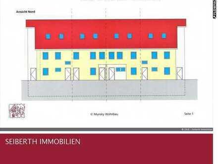 Reihenhäuser in Kandel - hochwertig u. schlüsselfertig inkl. Grundstück, Keller, Balkon u. Terrasse