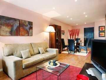 Modern und komfortabel eingerichtete Wohnung