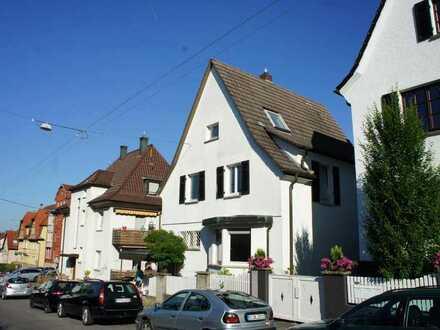 Feuerbach / Nähe Bosch / mit tollem Garten
