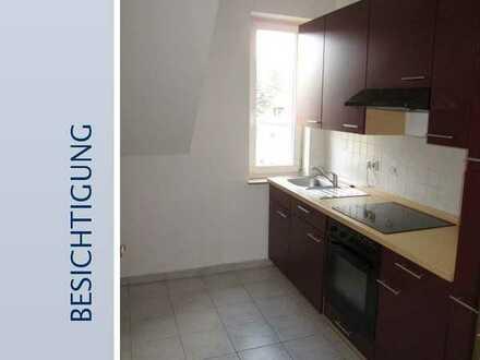 Wohnung mit EBK und Balkon