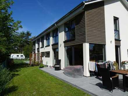 Doppelhaus Neubau Luxusausstattung mitten im Grünen mit optimaler Stadtanbindung