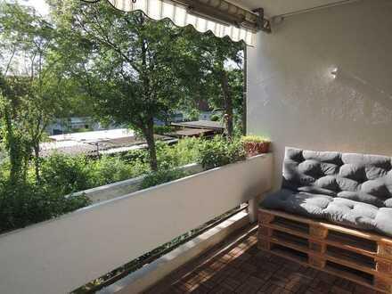 Großzügige 3-ZW mit Balkon im Frauenland/Keesburg nähe Hubland-Uni!