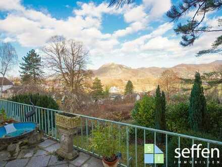 Kaufen zum Bodenrichtwert: EFH in Höhenlage mit traumhaftem Fernblick auf das Siebengebirge!