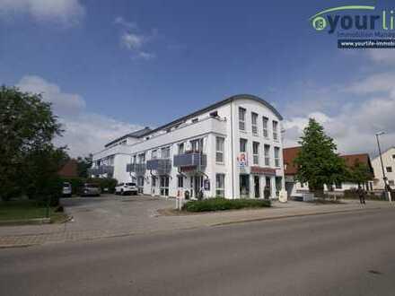 Kapitalanlage! Solide vermietete Gewerbefläche in Mindelheim steht zum Verkauf!
