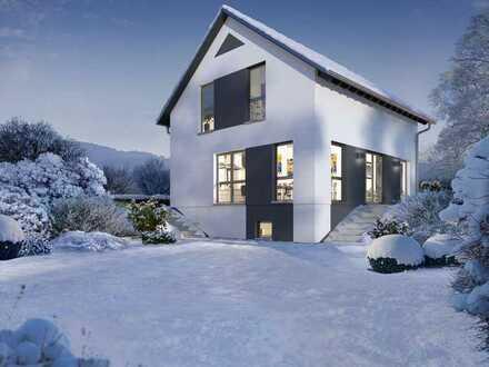 Hammer! Haus mit Keller und KfW 55 Standard