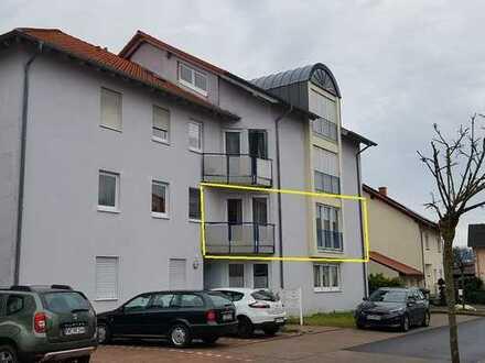 Neuwertige 4,5-Zimmer-Wohnung mit 2 Balkonen und Einbauküche in Rheinland-Pfalz - Eisenberg