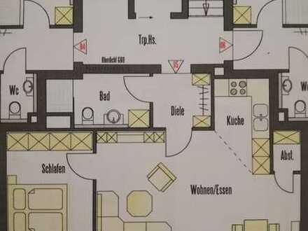 Erstbezug mit Einbauküche und Balkon: exklusive 2-Zimmer-Wohnung in Uttenweiler