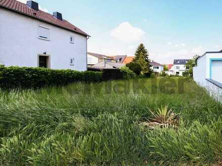 Idyllisch, familienfreundlich, großstadtnah: Baugrundstück zwischen Mannheim und Bad Dürkheim