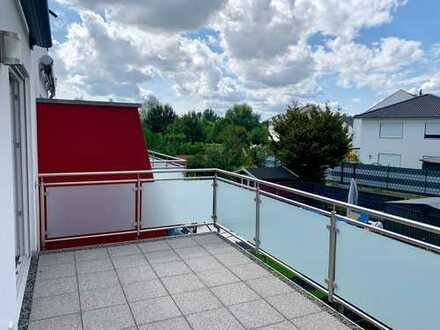Helle 3 ZKB Wohnung mit sonnigem Balkon
