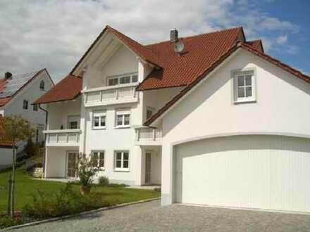 ruhige, hochwertige Terassenwohnung in excl. 3-FH Haus Aindling