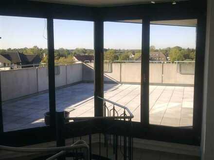Grosszügige Penthousewohnung über den Dächern von Dorsten