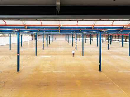 NOVA Neufahrn - Gewerbepark - Bestandsgebäude Lagerhalle