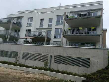 Exklusive, neuwertige 3-Zimmer-Erdgeschosswohnung mit Terrasse und Einbauküche in Dusslingen