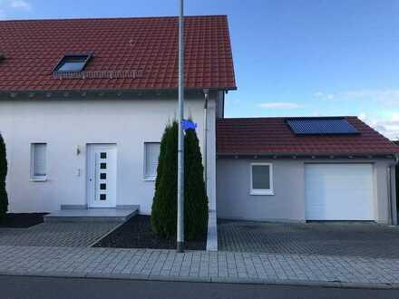 Gehobene Doppelhaushälfte in Bad Rappenau