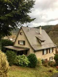 Einfamilienhaus mit sieben Zimmern in Calw