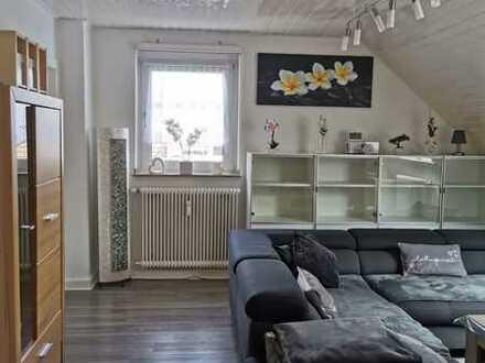 3,5 Zimmer - Top geschnittene Dachgeschosswohnung zu vermieten