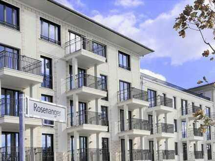 Modernes Wohnen mit Dachterrasse