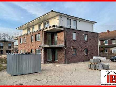Neubau ! Top ausgestattete Oberwohnung mit Balkon