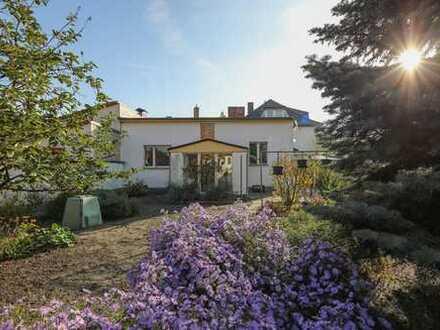 Rarität in Glindow | zentral gelegen | 3 Zimmer | Küche | Bad| Vollkeller | Nebengelass | Garten