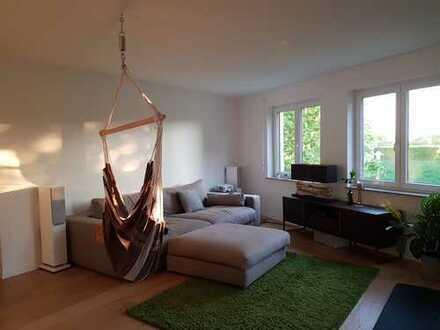 Gehobene 4-Zimmer-Wohnung mit 2 Balkonen und Blick ins Grüne in Ostfildern