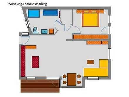 Erstbezug mit Einbauküche und Balkon: exklusive 3-Zimmer-Wohnung in Wörth