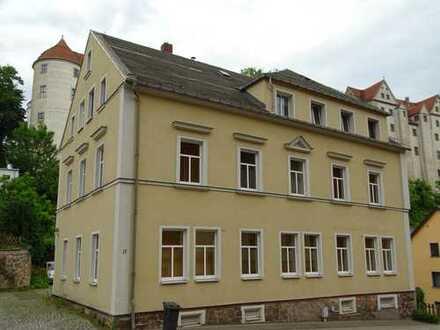Gewerberäume (6 Zimmer) in Nossen mit Schloßblick